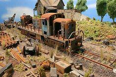 Rusty Gas/Mechanical