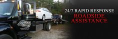 Tow Truck Toronto Company | 24/7 Toronto Towing Service