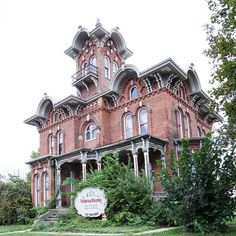 The Victorian Mansion Inn, Coldwater, Michigan
