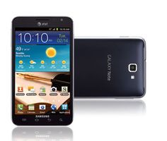 Samsung Galaxy Note de AT Review