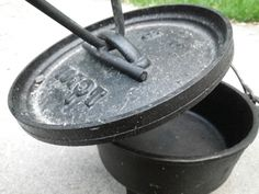 dutchoven and reflector ovens, tons of recipes in the comment sections and great seasoning tips for your cast iron
