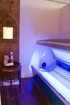 """Royal Room"" at Bask Tanning Salon & Boutique #Toronto"