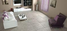 Italian Stoneware Pocelain and Ceramic Tiles - Pietra del Mondo - Tagina Ceramiche Flooring, Corner Bathtub, Wall