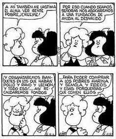 Susanita, Mafalda, Quino y su cinismo