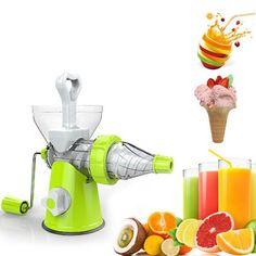 Manual Juicer Make Your Fresh Juice – GoAmiroo Store
