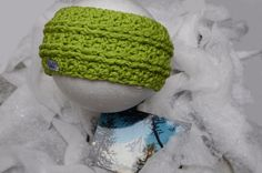 Fascetta verde mela di Papilau su Etsy