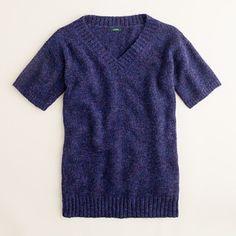 September sweater from J. Crew