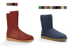 Ugg Classic Luxe couleurs
