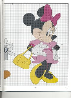 Mickey Collection~pg 61 Photo Shoot 2