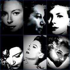 Deborah Kerr black & white