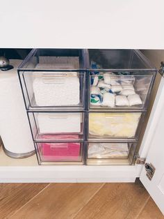 Under Sink Organization – How to Organize Under a Kitchen Sink