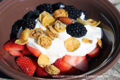 Berry Yogurt Parfait Recipe