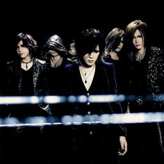 the GazettE <3 used to always listen to them