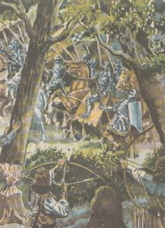 Battle of Cosmin Forest Vlad The Impaler, Medieval Times, Moldova, Eastern Europe, 17th Century, Middle Ages, Renaissance, Battle, Armies