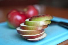 Two Healthy Snacks for Kids (Recipes: Apple Chips & Sun Butter Balls)   Simple Bites
