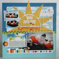 A Project by Nichol Magouirk from our Scrapbooking Gallery originally submitted 08/30/10 at 02:56 PM