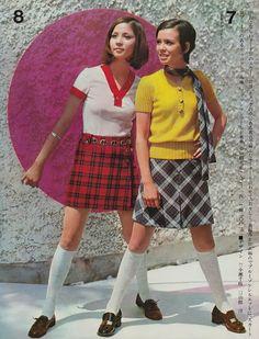 Moda japonesa 1960