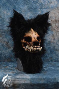 Were Wolf Skull Mask