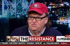Michael Moore explains how to stop Donald...