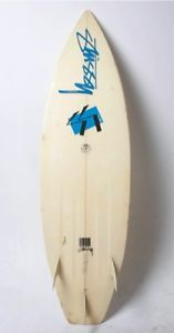 Stussy Shaped and Signed Surfboard RARE 1980's Vintage   eBay