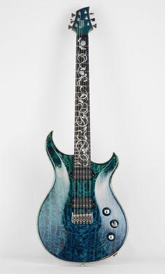 Arda Guitars - Chitarra elettrica di liuteria - Handmade Guitar - Custom Guitar