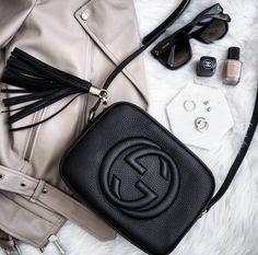 Black Gucci Soho