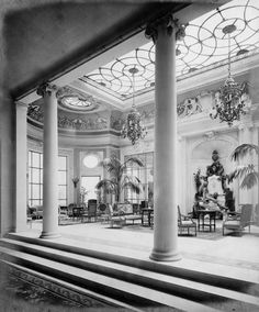 Palm_Court_2 at The Ritz London 1930