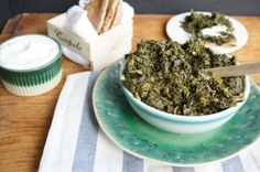 Slow-Cooked Spinach with Cilantro & Dill (Afghan Sabzi) | Tasty Kitchen: A Happy Recipe Community!
