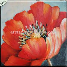 Landscaping With Rocks - How You Can Use Rocks Thoroughly Within Your Landscape Style Rsultat De Recherche D'images Pour Peindre Sur Toile De Jute Acrylic Painting Tips, China Painting, Acrylic Art, Watercolor Paintings, Poppy Flower Painting, Flower Art, Art Floral, Large Flowers, Red Flowers