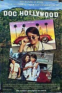 Doc Hollywood - this is our favorite movie to watch while we camp over the Thanksgiving break!