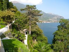 Lake Como, Villa Balbianello by Laura Gurton, via Flickr