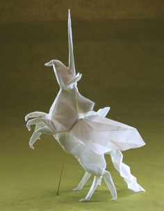 SuperHorse Side   by Quentin Origami