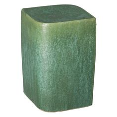 This Aero ceramic garden stool with a Metallic Mint glaze is the perfect touch to any indoor or outdoor space. It can be used as a small side table, an extra-seat or as a planter pedestal. This collection offers the best combination of design and glazes. Ceramic Garden Stools, Hanging Chair From Ceiling, Public Seating, Kiln Dried Wood, 5 W, Contemporary Ceramics, Wood Species, Green And Grey, Mint