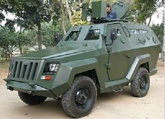 """With all of the """"service delivery"""" protests happening here lately maybe Mahindra South Africa should be importing this version the Mahindra Scorpio (Mahindra marksman)   #mahindrascorpio"""