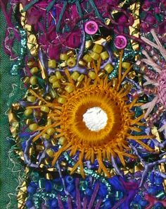 I ❤ the beadwork & embroidery . . . Detail Shisha 3