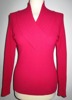 * * * Wolford Ripp-Pullover rot, Gr.S * * * Wolford, Pullover Sweaters, Detail, Ebay, Fashion, Clothing Accessories, Fashion Women, Moda, Fashion Styles
