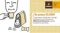 Comparte con nosotros tu #MomentoSelectum y gana fantásticos premios.