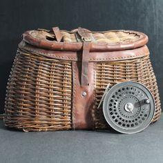 Vintage Orvis CFO VI reel made in England by SugarLMtnAntqs