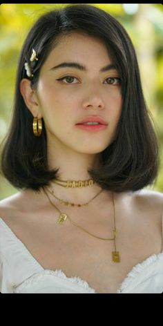Pretty Short Hair, Pretty Face, Hair Inspo, Hair Inspiration, Looks Pinterest, Hair Reference, Drawing Reference, Pelo Natural, Natural Makeup Looks