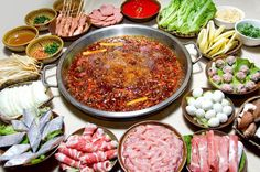 The glorious Chinese hot pot! How many of you have tried it?