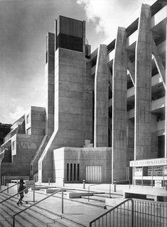 Brunswick Centre by Patrick Hodgkinson