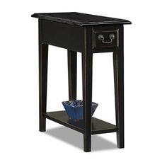 Chairside Table | Overstock.com Shopping - Great Deals on KD Furnishings Coffee, Sofa & End Tables