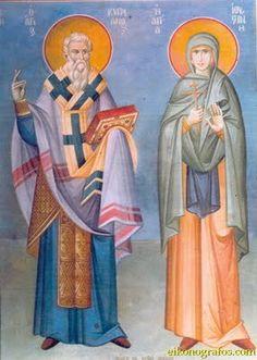 Saints Cyprian and Justina