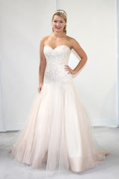 David Tutera for Mon Cheri Wedding Dresses, Fall 2014