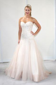 David Tutera for Mon Cheri Wedding Dresses, Fall 2014 Cora