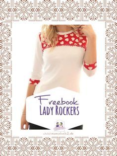 "Freebook ""Lady Rockers"" Damenoberteil 34-48"