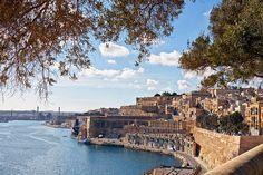 Malta - Valletta   -