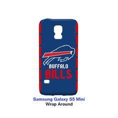 Buffalo Bills Samsung Galaxy S5 Mini Case Wrap Around