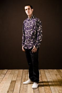 FLY53 Autumn/Winter 2012 Menswear Lookbook: Easy Casual Styles For Modern Young Men With Mix & Match The Basics & The Trendy Appeals