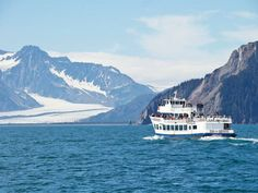 Things you'll see on your tour: glaciers, sea otters, puffins and more. #alaska